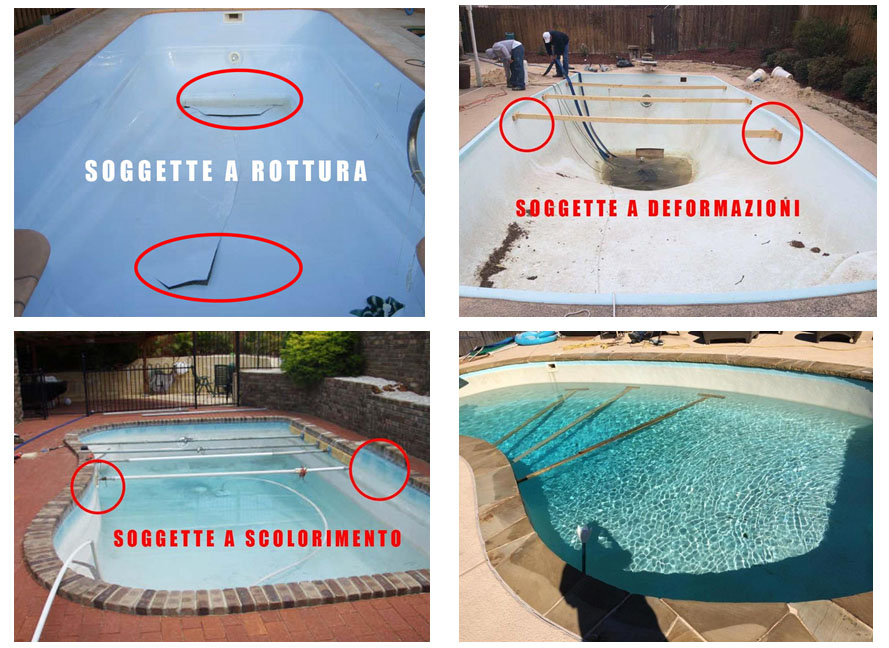 Piscine in vetroresina piscine olympic italia costruzione piscine in italia - Piscina vetroresina interrata ...